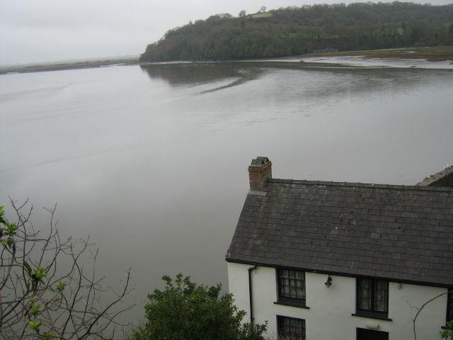 DylanThomas house_Taf Estuary cr JudyDarley