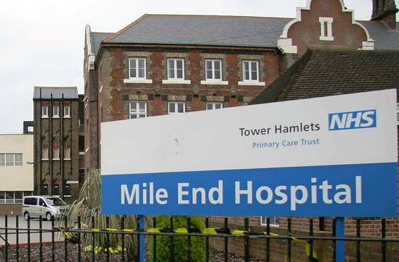 Mile End Hospital cr Tom Green
