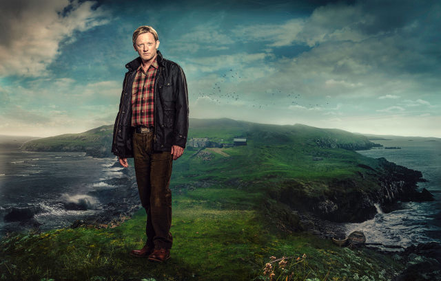 Ann Cleeves novels inspired the hit BBC TV series Shetland cr PromoteShetland.com