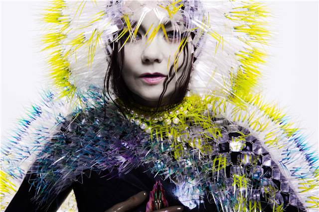 Bjork Copyright Inez and Vinoodh 2015