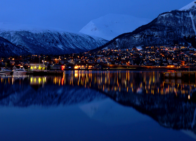 Tromsdalen night cr Tom Vooght
