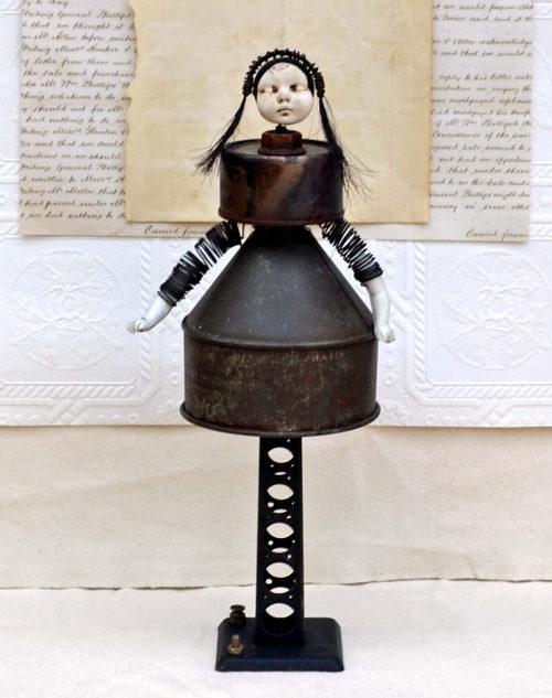 Art Doll by Carla Trujillo