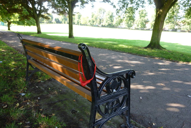 Bench thong cr Judy Darley