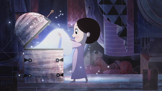Song of the Sea – discovering the selkie coat