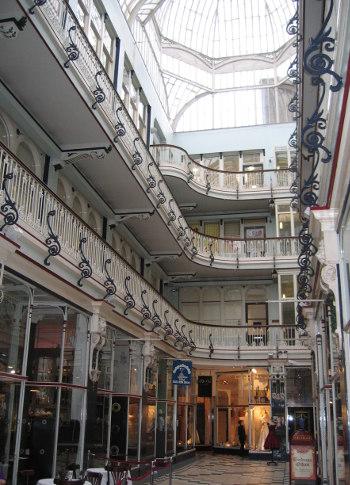 Barton Arcade, Manchester cr Judy Darley