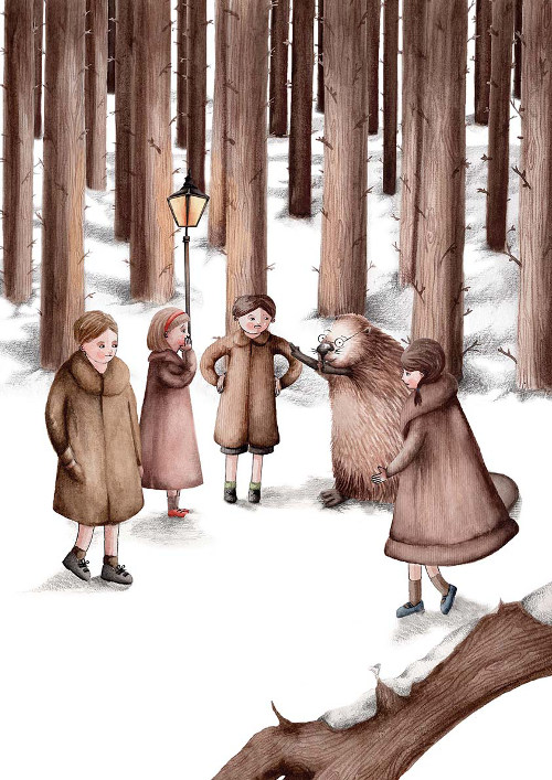 The Lion, the Witch & the Wardrobe cr Laura Hallett
