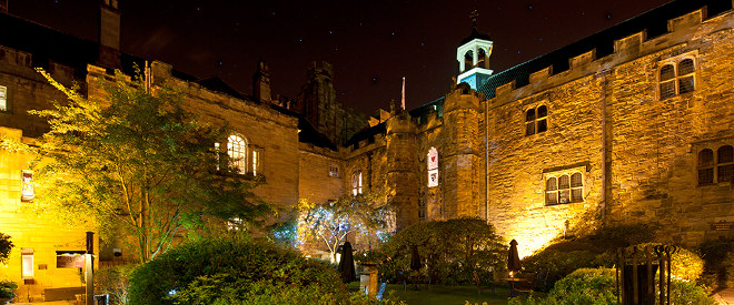 Lumley Castle Hotel, County Durham