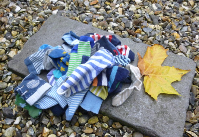 30 socks cr Judy Darley