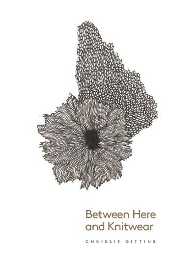 Between Here and Knitwear cover