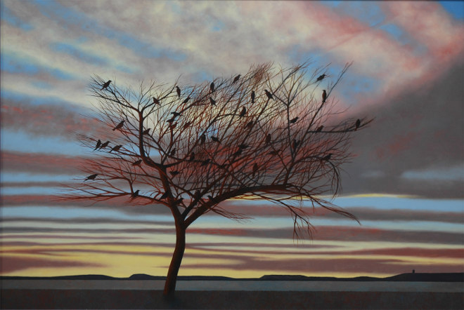 Tree of Birds by Stephen Jacobson