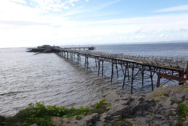 Birnbeck Pier cr Judy Darley
