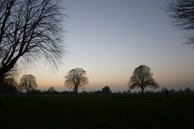 The Downs at sunset cr Judy Darley