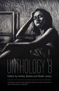 Unthology 8 cover