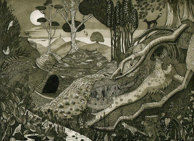 Rural Rhapsody by Kit Boyd