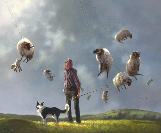 A Firm Grasp On Reality by Jimmy Lawlor