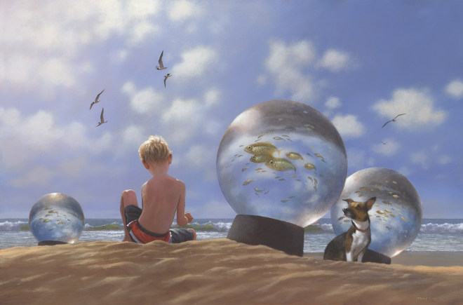 Comfort Zone by Jimmy Lawlor