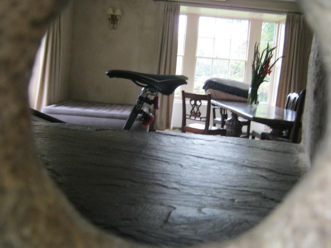 Spyhole by Judy Darley