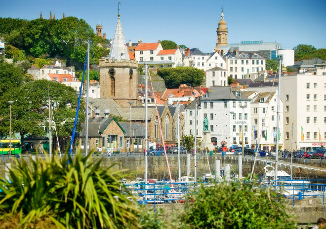 St Peter Port cr VisitGuernsey