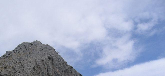 Arcos de la Frontera mountain cr Judy Darley