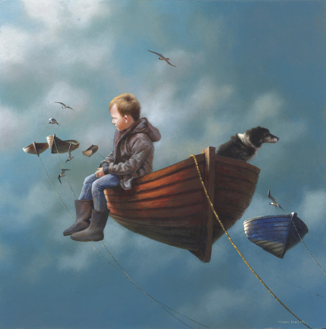 Whatever Floats Your Boat by Jimmy Lawlor