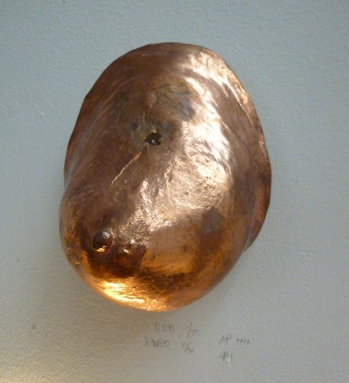 Copper breast by Rosie McLay
