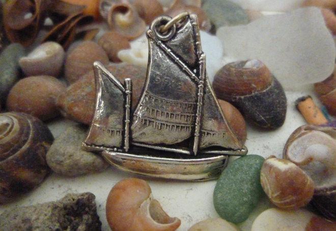 Small ship cr Judy Darley