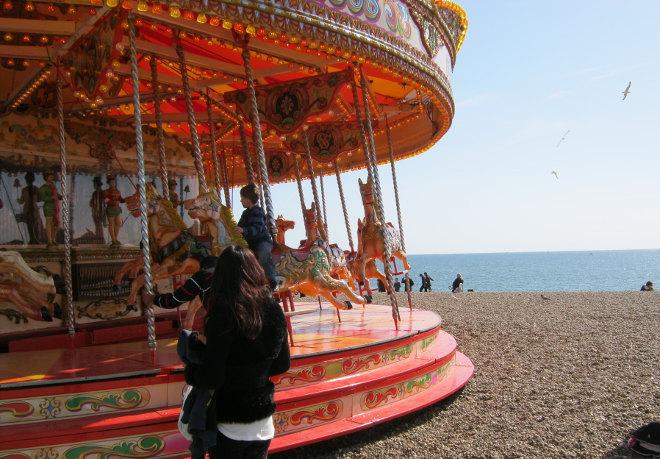 Brighton MerryGoRound cr Judy Darley