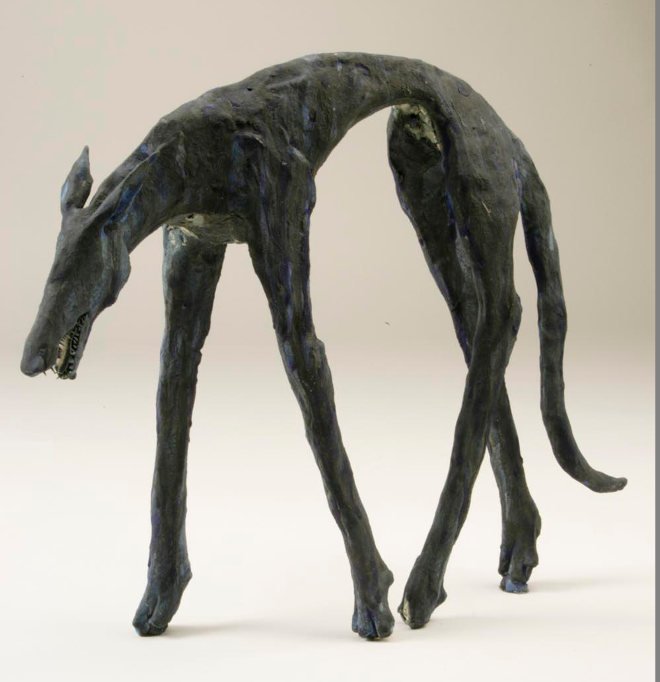 Single Dog by Catrin Howell