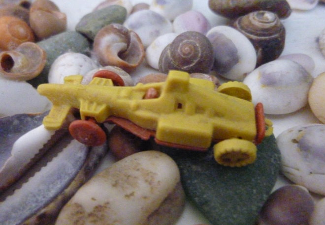 Toy car cr Judy Darley