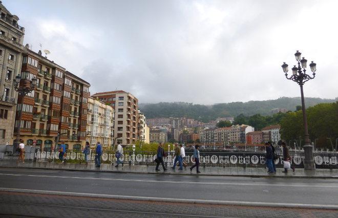 Bilbao Bridge cr Judy Darley