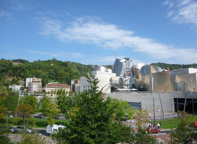 Bilbao by Judy Darley