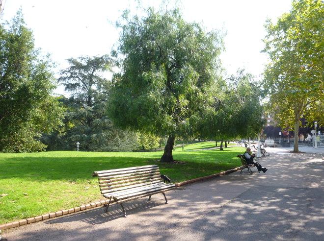 Doña Casilda Iturrizar park, Bilbao_cr Judy Darley.