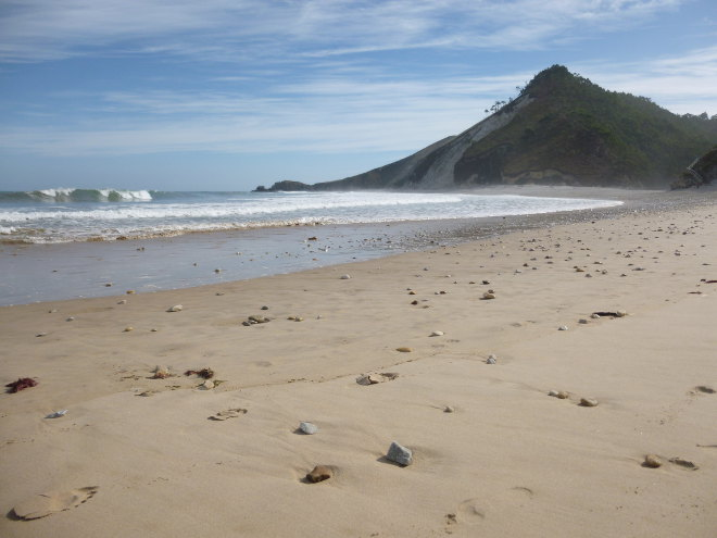 Playa de San Antolin cr Judy Darley.