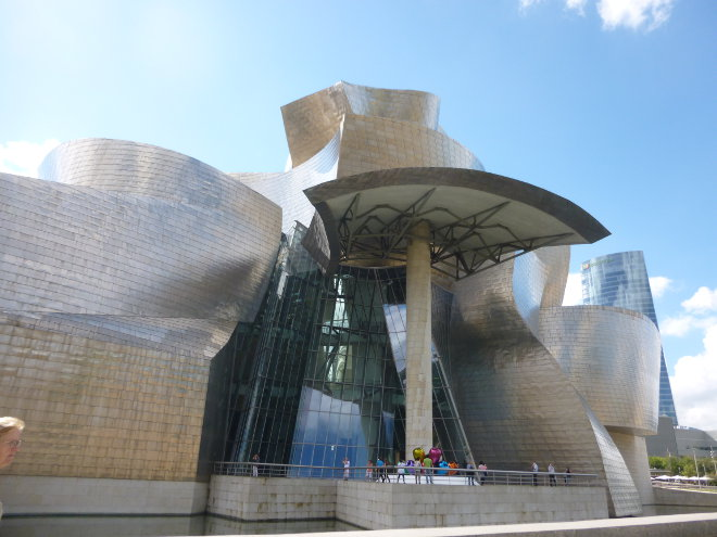The Guggenheim Bilbao cr Judy Darley
