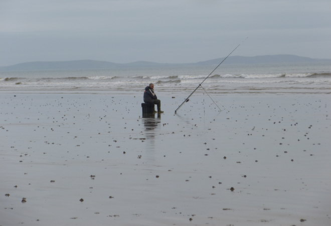 Pendine Beach fisher cr Judy Darley