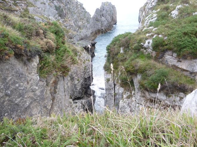 Basque country coastal walk by Judy Darley