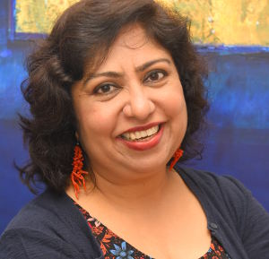 Author Dipika Mukherjee