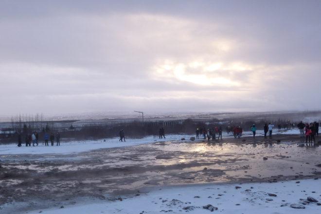 Icelandic skies cr Judy Darley