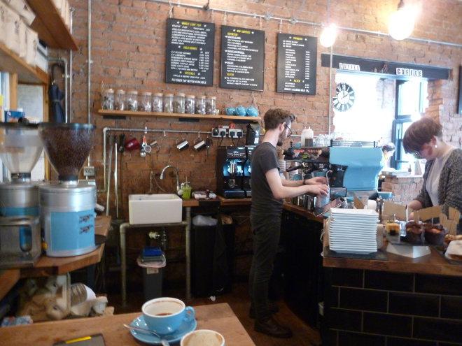 Small Street Espresso cr Judy Darley