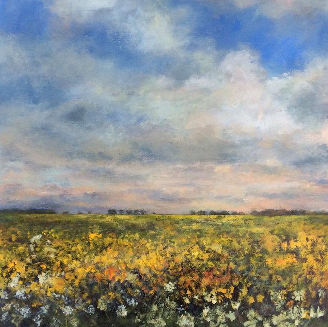Signs of Summer by Molly Garnier