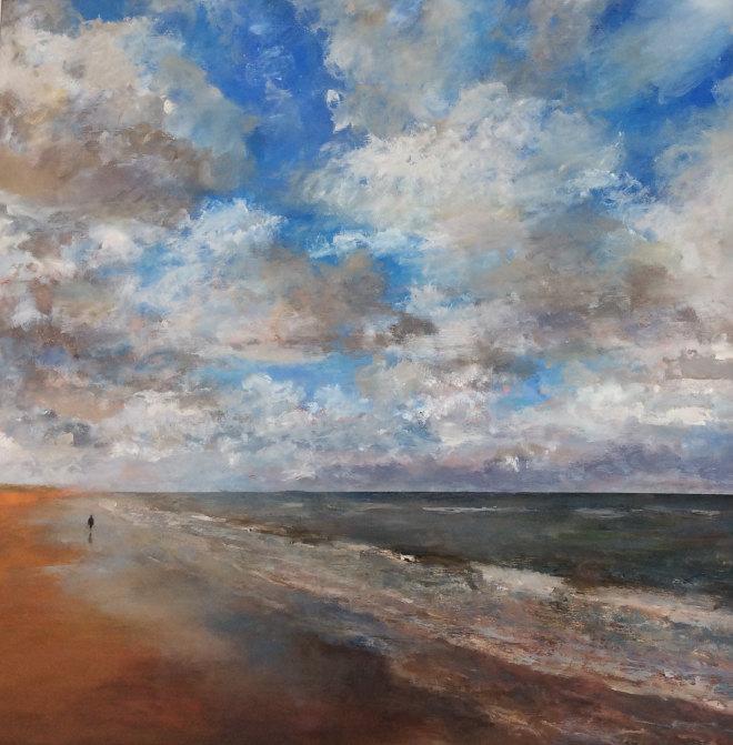 Tide Walker by Molly Garnier