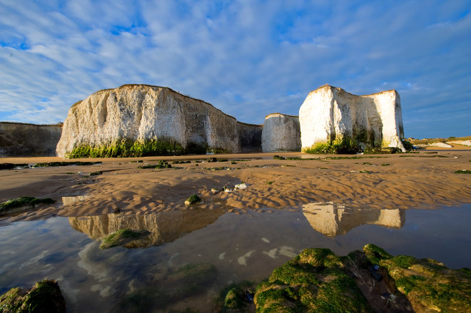 Botany Bay, Broadstairs - credit Thanet Tourism
