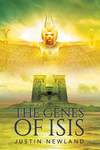 The Genes of Isis cover by Justin Newland