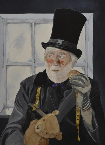 Evans The Death by Seimon Pugh-Jones