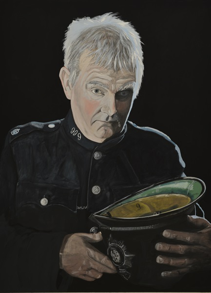 PC Attila Rees by Seimon Pugh-Jones