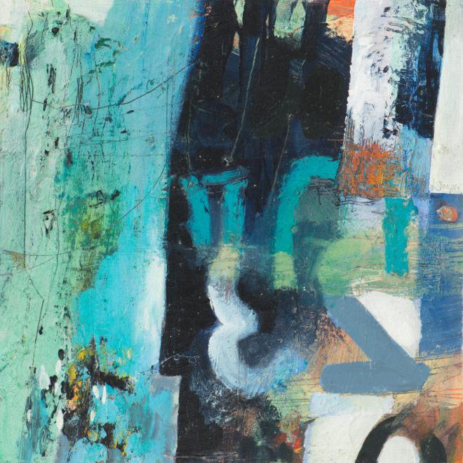 Seawall by Karen Stamper