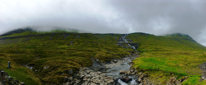 Faroese fog © Kate Chapman