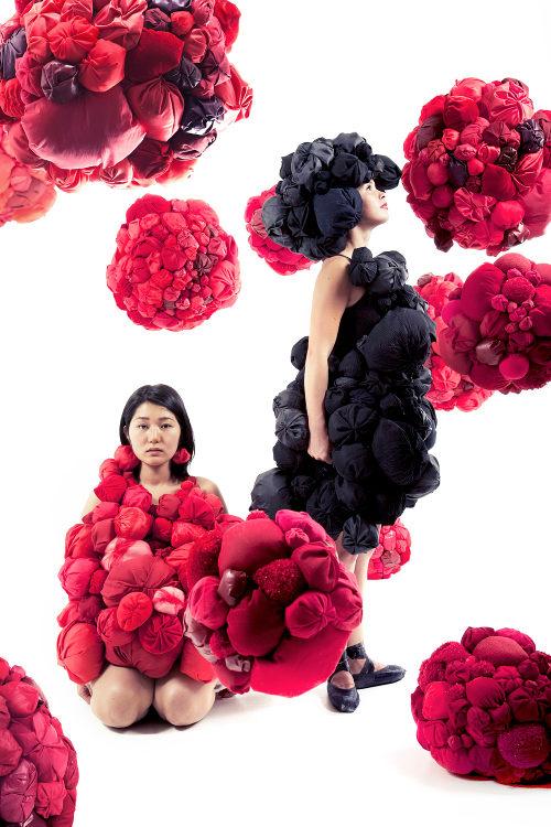 SCULPTURES1 by Natsuko Hattori