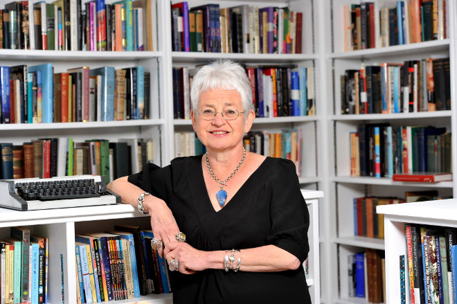 An Afternoon with Jacqueline Wilson Credit James Jordan