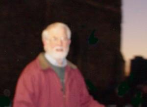 Philip blurred by Judy Darley